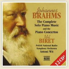 Brahms Complete Works (Box set)