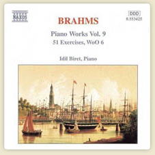 Brahms 51 Exercises, Wo06 51 Exercises, Wo06 Exercise No.1 a in D major