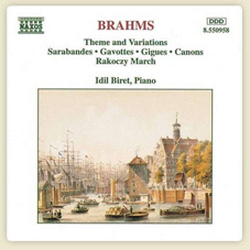 Brahms Theme and Variations/ Sarabandes/ Gavottes String Sextet No.1 in B lfat major, Op. 18 II. Andante ma moderato More...