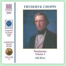 Chopin Nocturnes, Vol.1 Nocturne No. 1 in B flat minor, Op. 9, No. 1  Nocturne No. 1 in B flat minor, Op. 9, No. 1  More...
