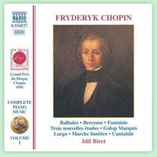 Chopin Ballades/Fantaisie in F Minor / Galop Marquis Ballade No.1 G Minor, Op. 23 More...