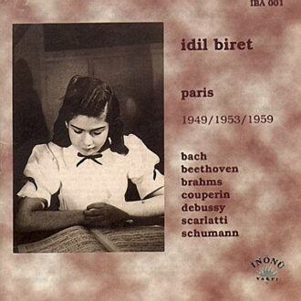 Idil Biret Paris Radio Album cover