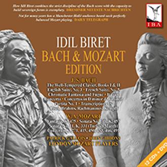 Bach&MozartEditionBoxSet