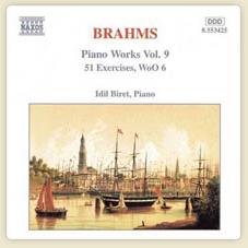 Brahms 51 Exercises, Wo06 51 Exercises, Wo06 Exercise No.1 a in D major