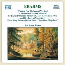 Brahms Waltzes / Cadenzas / Die schone Magelone Die schone Magelone:4 Song Transcriptions (tr. Idil Biret) No.12 Muss es eine Trennung More...