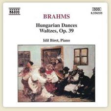 Brahms Hungarian Dances/Waltzes, Op.39 Waltzes, Op.39 No.1 in B major