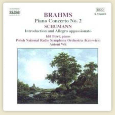 Brahms Piano Concerto No.2 Schumann Introduction and Allegro appassionato Brahms: Piano Concerto No.2 in B flat major, Op.83 More...