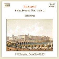 Brahms Piano Sonatas No.1, Op.1 and No.2, Op.2 Piano Sonata No.1 in C major, Op.1 I. Allegro More...
