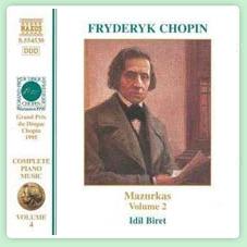 Chopin Mazurkas,Vol.2 Mazurka No. 27 in E minor, Op. 41, No. 2 More...