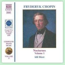 Chopin Nocturnes, Vol.1 Nocturne No. 1 in B flat minor, Op. 9, No. 1  Nocturne No. 1 in B flat minor, Op. 9, No. 1  More...