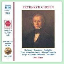 Chopin Ballades/Fantaisie in F Minor / Galop Marquis Ballade No.1 G Minor, Op. 23 More...